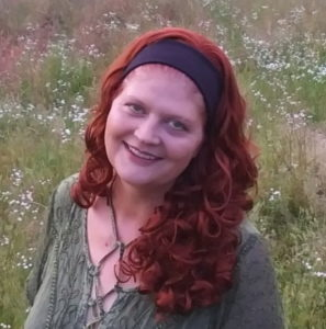 Friday Gladheart - Author and Witch Academy Instructor