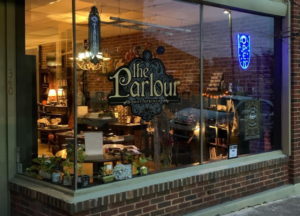The Parlour in Hot Springs Arkansas